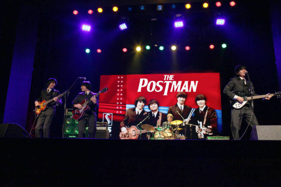 The Postman