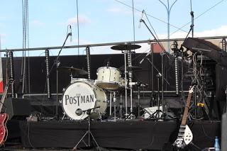 The Postman koncert